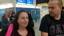 Holidaymakers concerned about Thomas Cook travel plans