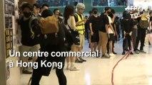 """Hong Kong, un """"Etat policier"""" selon les figures du mouvement pro-démocratie"""