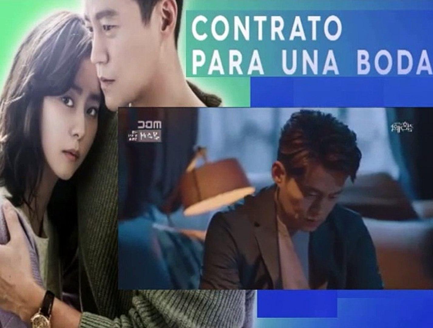 CONTRATO PARA UNA BODA - CAPITULO 8 - [MARRIAGE CONTRACT] - ESPAÑOL LATINO  - Vídeo Dailymotion