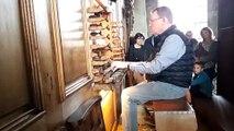 Saint-Avold : l'orgue de l'abbatiale et ses 2 407 tuyaux