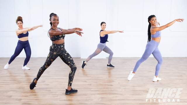 30-Minute Dance Cardio and Barre Toning Workout