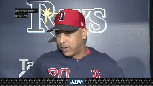 Alex Cora Already Preparing To Better Himself, Red Sox For 2020