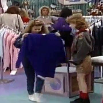 Full House Season 2 Episode 14 Little Shop of Sweaters