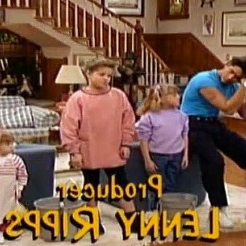 Full House Season 2 Episode 18 Goodbye, Mr. Bear