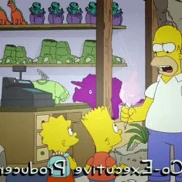 The Simpsons Season 23 Episode 6 - The Book Job