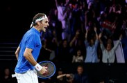 Laver Cup : Federer offre un match décisif à la team Europe