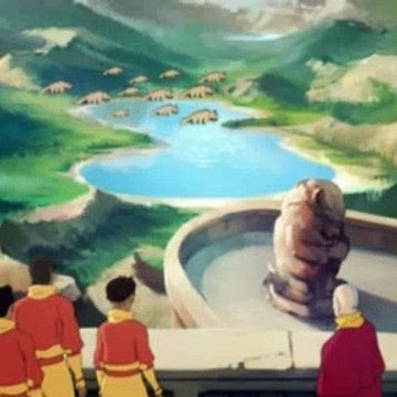 Avatar The Legend of Korra Season 3 Episode 7 Original Airbenders