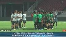 1.500 Personel  Amankan Laga Timnas U-16 Indonesia vs Tiongkok