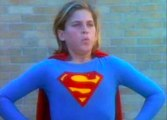 Joaquin Phoenix as SUPERBOY - 1989 SuperKid