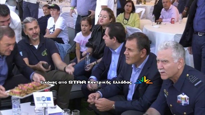"""Ν. Παναγιωτόπουλος: """"Η πολεμική αεροπορία είναι σε ετοιμότητα - Η πατρίδα είναι ασφαλής"""""""