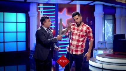 حلقة جديدة من الليلة ويه دعدوش مع النجم الشاب غسان إسماعيل