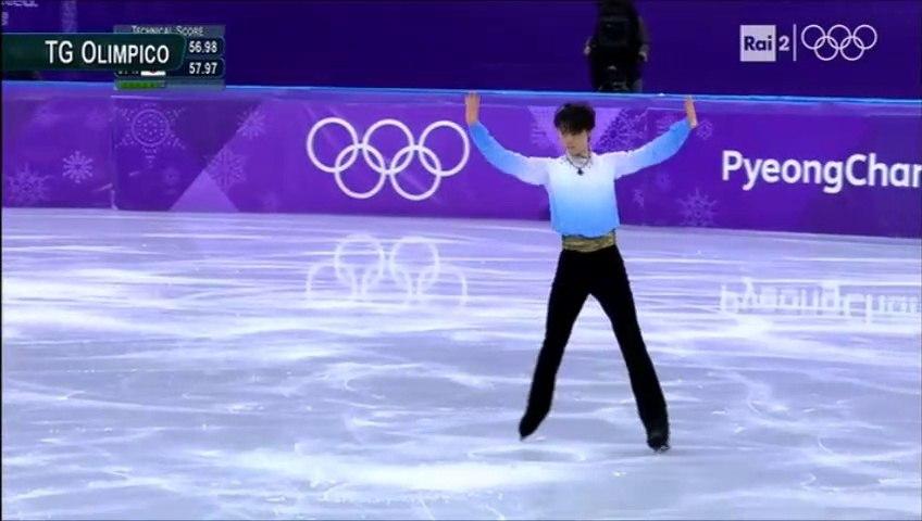 WOG18 - 2018.02.16 TG Olimpico (RAI ITA)