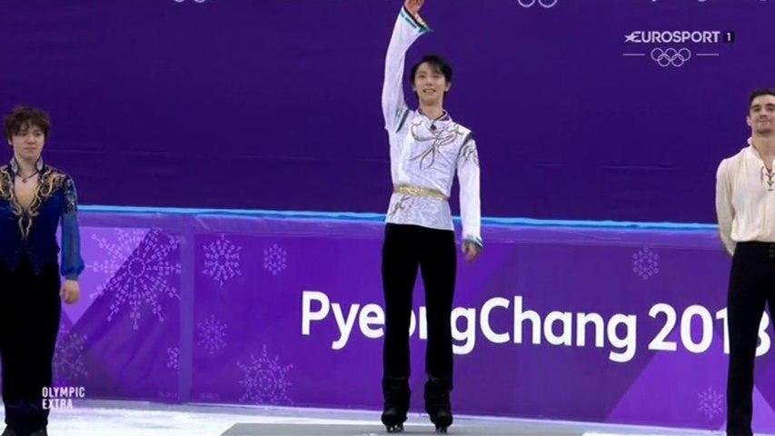 WOG18 - Olympic Extra 2018.02.17 (ESP ITA)