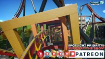 Iron Man, Brabem & Vaulted Sanity! Coaster Spotlight 653 #PlanetCoaster