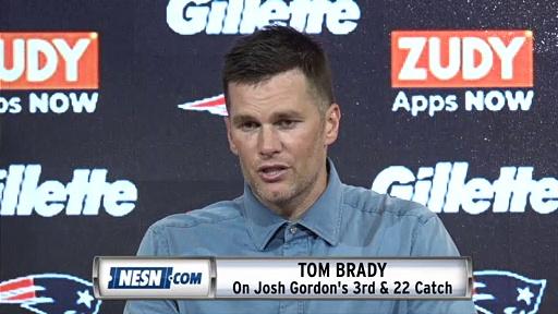 Tom Brady On Patriots Week 3 Win vs. Jets