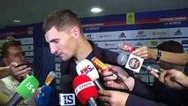 "PSG, Thomas Meunier : ""un match intelligent"""