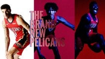 The Brand New Pelicans | New Orleans Pelicans