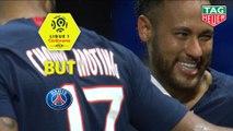 But NEYMAR JR (88ème) / Olympique Lyonnais - Paris Saint-Germain - (0-1) - (OL-PARIS) / 2019-20