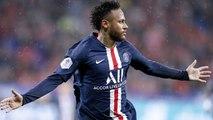 OL-PSG : Memphis Depay s'incline devant le don de Neymar