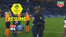 Olympique Lyonnais - Paris Saint-Germain (0-1)  - Résumé - (OL-PARIS) / 2019-20