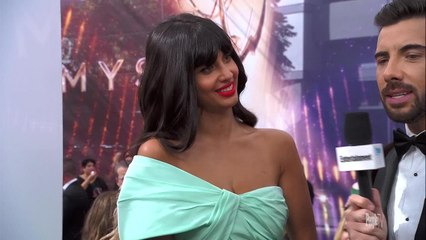 Jameela Jamil Discusses her 'Surprising' Nomination for 'The Good Place'