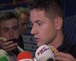 """6e j. - Herrera : """"C'est pas facile de gagner ici"""""""