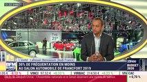 Salon Automobile de Francfort 2019: 30% de fréquentation en moins – 26/09