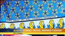 Congo: la mode inspirée des voyages