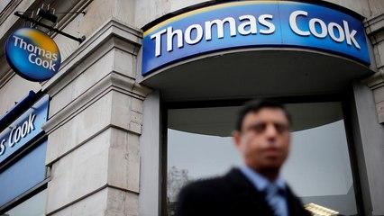 La quiebra de Thomas Cook deja a 600.000 turistas pendientes de repatriación