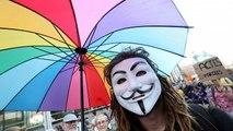Klimaaktivisten in Brüssel fordern mehr Einsatz von Politikern