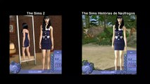 Tutorial 5  The Sims - Como ter Sims do The Sims 2 no The Sims Histórias