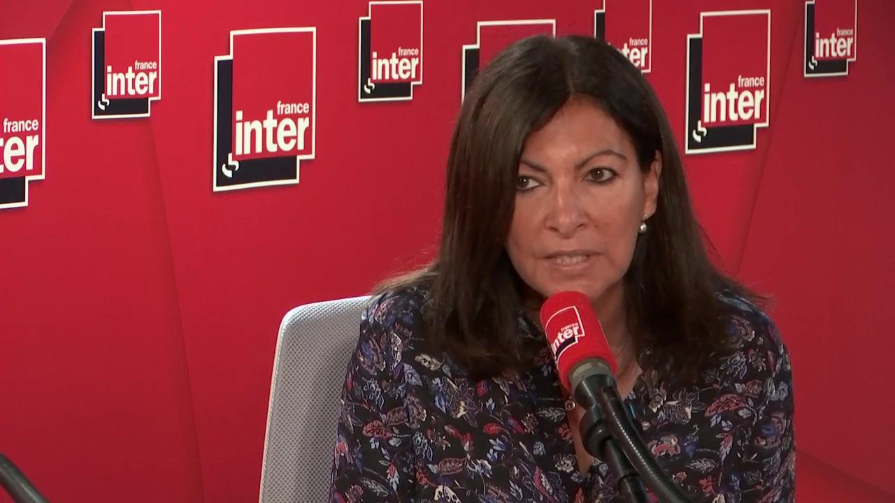 """Anne Hidalgo : """"Au prochain Conseil de Paris, le préfet de police sera interrogé : il devient difficile de manifester"""""""