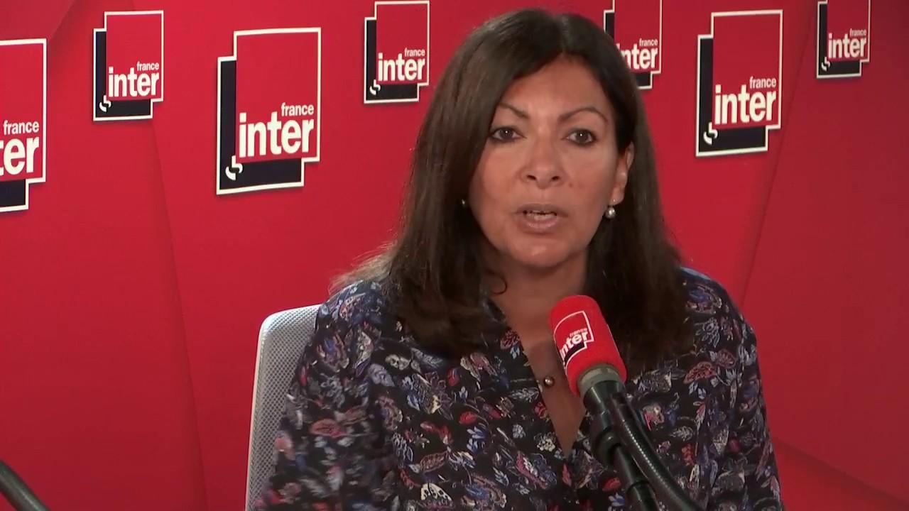 """Anne Hidalgo : """"La logique du marché de l'immobilier ne relève pas de la maire de Paris"""""""