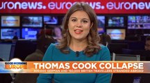 Thomas Cook collapses, stranding 600,000 holidaymakers around the globe