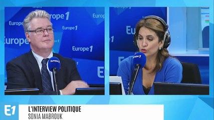 Jean-Paul Delevoye - Europe 1 lundi 23 septembre 2019