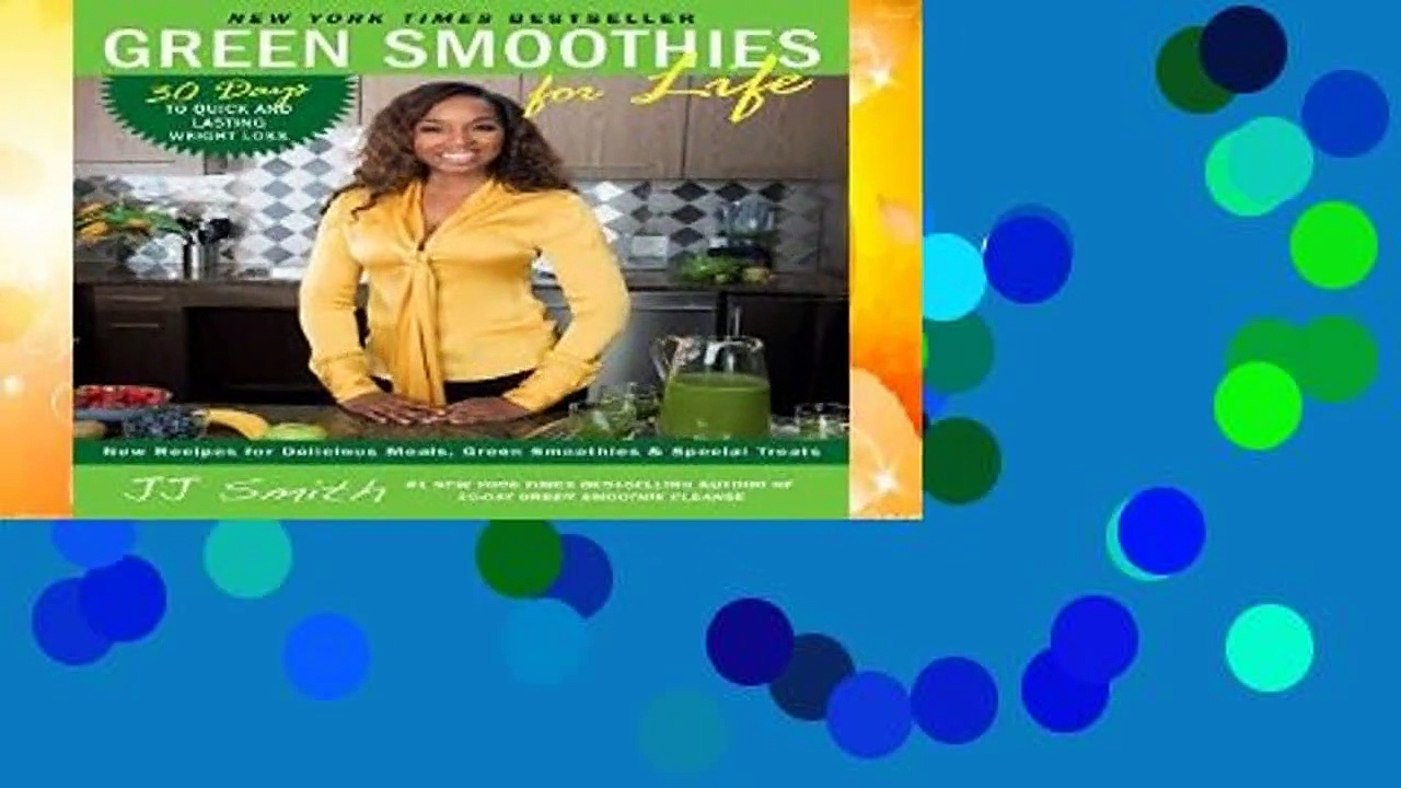 About For Books  Green Smoothies for Life  Review