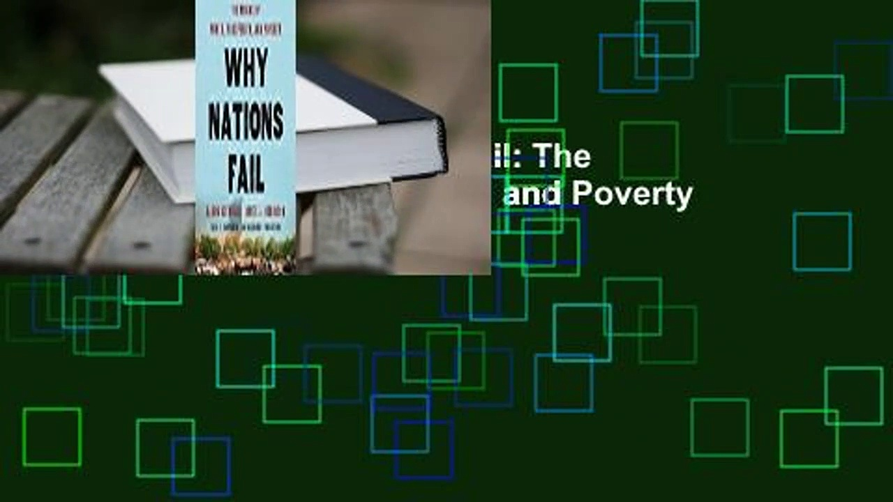 Full E-book  Why Nations Fail: The Origins of Power, Prosperity, and Poverty  For Kindle