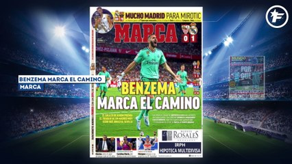 Revista de prensa 23-09-2019