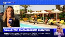 Thomas Cook : 600 000 touristes à rapatrier (1/2) - 23/09