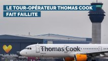 Thomas Cook fait faillite