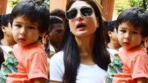 Kareena Kapoor Khan takes this strict dissension for Taimur Ali Khan | FilmiBeat
