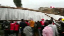 Kenya'da okul çöktü: 7 öğrenci öldü