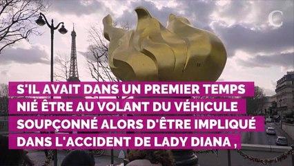 Mort de Lady Diana : l'homme soupçonné d'avoir accroché la voiture de la princesse avant le crash fait de nouvelles révélations