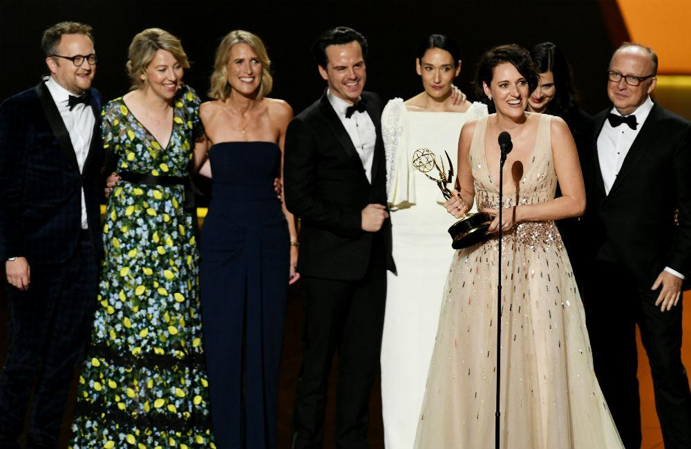 Fleabag leads Emmy Awards winners