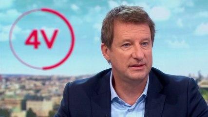 Yannick Jadot - France 2 lundi 23 septembre 2019