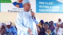 Nouvelle Constitution: Bah Ousmane donne sa position