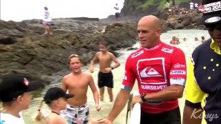 Kelly Slater, la LEGENDE du SURF