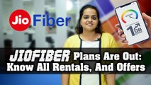 JioFiber Plans Are Out: Know All Rentals, And Offers