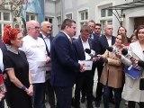 Wybory parlamentarne 2019. Tomasz Zimoch nie chce stracić głosu w autobusach i tramwajach MPK Łódź