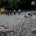 Albanie: Un séisme de magnitude 5.6 ressenti dans plusieurs villes